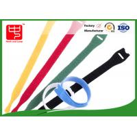 Wholesale Durable T shape hook and loop strap , reusable nylon cable ties from china suppliers