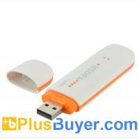 Wholesale HSUPA - 3G USB Modem for Laptops, Windows Compatible - Plug-and-play from china suppliers