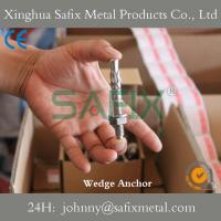 Wholesale Wedge Anchor/ Through Bolt/ Stud Anchor 304(A2) 316L(A4) from china suppliers