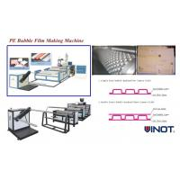 Buy cheap Air Bubble Film Machine  Customized  for The United Arab Emirates With bubble Specification ɸ30x10mm DY-2000 from wholesalers