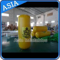 Wholesale Custom Inflatable Buoy Inflatable Swimming Buoy , Inflatable Float Buoy from china suppliers