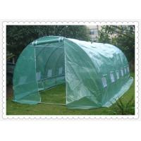 Wholesale Polytunnel Galvanised Frame 6m x 3m Greenhouse Pollytunnel Poly Tunnel 6 Section from china suppliers