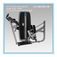 Buy cheap Indoor Studio Commercial Exercise Equipment Glute Exercise Machine Vertical Type from wholesalers