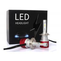 Wholesale V5 H7 Bright LED Headlight Bulbs 4200LM Turbo H7 Auto Head Lamp High Power from china suppliers