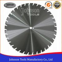 Wholesale Laser Welded Concrete Diamond Blades , Diamond Concrete Cutting 600-1600mm from china suppliers