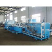 Wholesale Medicine Disposable Products Machines , Non Woven Disposable Bed Sheet Folding Machine from china suppliers