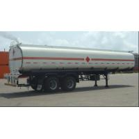 Wholesale Customized Petrol Tank Semi Trailer , Gas Tank Trailer ISO Standard from china suppliers