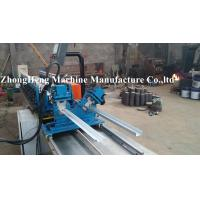 Wholesale Steel Profile Metal Cold Roll Forming Machine for C section / Omega Section from china suppliers
