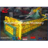 Wholesale Y83Q-160 Front Out Metal Hydraulic Baler Customized Press Room Size from china suppliers