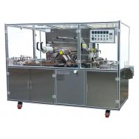 Wholesale Adjustable Speed Cellophane Packaging Machine , Over Wrapping Machine With Tear Tape from china suppliers