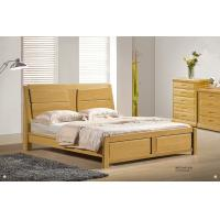 Wholesale Modern beech solid Wood bed home furniture from china suppliers