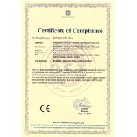 SHENZHEN AIO TECHNOLOGY CO,LTD Certifications