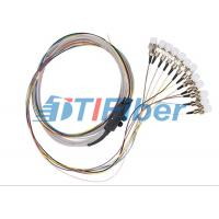Wholesale Ribbon Single Mode Fiber Pigtails With FC Fiber Optic Connector from china suppliers
