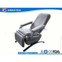 Wholesale Economic manual phlebotomy chairs medical transfusion chair for hospital (GT-BC204) from china suppliers