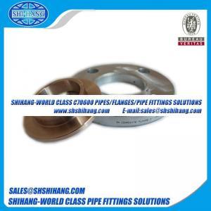Quality copper nickel UNS C70600 CUNI 9010 flange Inner Flange-Composite Slip On Flange-DIN 86036 for sale