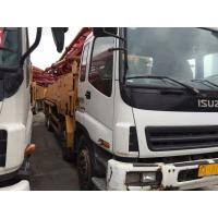 Wholesale 42m isuzu putzmeister CONCRETE PUMPS S value from china suppliers