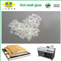 Wholesale Textbook Bonding Glue Hot Melt Adhesive Pellets For Binding Machines from china suppliers