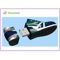 Quality Sneaker Customized USB Flash Drive File Transfer , Personalized Flash Drives outdoor sport shoes for sale