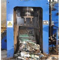 Wholesale Automatic Scrap Shear Baler For Copper 3 - 4 Times / Min Cutting Frequency from china suppliers