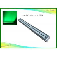 Wholesale 108W Outdoor Led Linear Wall Washer , 36pcs Low Voltage Wall Wash Light from china suppliers