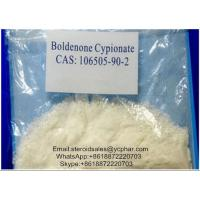 Wholesale Injectable Steroids Boldenone Cypionate For Cutting Cycle 106505-90-2 from china suppliers