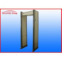 Wholesale waterproof fireproof high sensitive 45 zones XST-F45 walk through metal detector from china suppliers