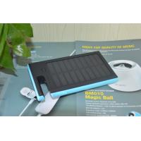 Wholesale Solar Powered Camping Power Bank For Smartphones / For Digital Camera from china suppliers