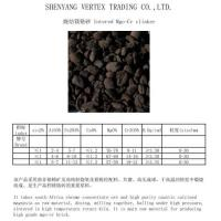 Wholesale Intered Mgo-Cr clinker from china suppliers
