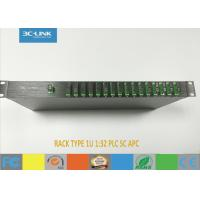 Wholesale 32 Channel CWDM MUX DEMUX Device Optical Wdm Mux / Demux 32 Channels 19inch from china suppliers