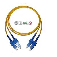Wholesale  SC Fiber Optic Patch Cord Singlemode  from china suppliers