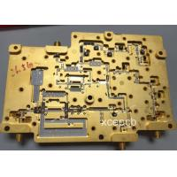 Wholesale Taconic TLY-8 26.5G PCB Board Fabrication Whole Face Immersion Gold from china suppliers