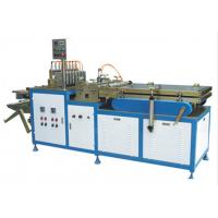 Wholesale Customized 800mm Rotary Filter Making Machine with Gear Collecting from china suppliers