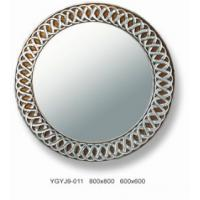 Wholesale Modern Dressing Decorative Framed Mirror , ElegantDesign Art Mirror For Hotel from china suppliers