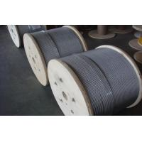 Wholesale 6 x 37 Fc / Iwrc Stainless Steel Wire Cable 1570mpa tensile strength from china suppliers