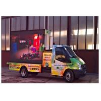 Wholesale 10mm Mobile Truck Mounted LED Display Screen , LED Video Display from china suppliers
