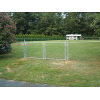 Buy cheap Greening / Residence Safeguard Boundary Wall chain link fencing For Football Field Fence from wholesalers