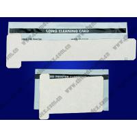 Wholesale Zebra card printer 105912-912 Compatible Cleaning Kit cleaning cards from china suppliers