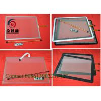 Wholesale 4 / 3 Ratio POS Touch Panel ITO Glass High Precision 15 Touch Screen from china suppliers