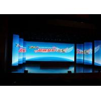 Wholesale Movie P4 Indoor Full Color LED Screen With Rental Cabinet Size 576*576 mm from china suppliers