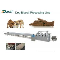 Wholesale Crispy Dog Beloved Or Cat Beloved Biscuit Processing Line / Biscuit Making Machine from china suppliers