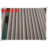 UNS N07750 Inconel Alloy Seamless Pipe , Inconel Round Bar 8.28 g/cm Density for sale