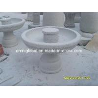 Wholesale Stone Carvings/ Stone Sculptures/ Granite Sculpture/ Marble Sculpture (Granite Bird Bath) from china suppliers
