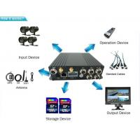 Wholesale 4ch Multifunctional SD Card Mobile DVR 720p 3g 4g Wifi Mobile Bus Dvr With Gps from china suppliers