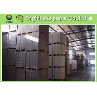 Wholesale CCNB Coated Board Paper Grey Back For Making Boxes Good Stiffness from china suppliers