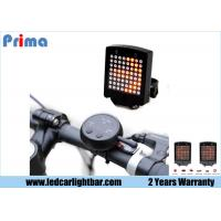 Wholesale 64 - LED Wireless LED Warning Lights For Bicycle Turn Signals Tail Light from china suppliers