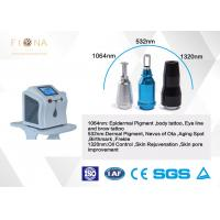 Wholesale 6 * 140mm LampLaser Tattoo Removal Machine 532nm Easy Operation CE Certification from china suppliers