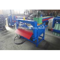 Wholesale Cut-to-Length Sheet Metal Cutting Machine Color Coated 3 Rows Rollers from china suppliers
