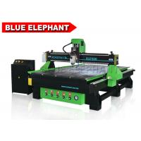 Wholesale Durable 3 Axis 3D CNC Router Machine Air Cooling With Spindle / Vacuum Pump from china suppliers