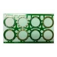 Wholesale CEM-3 , Teflon fr4 0.8mm single-sided pcb boards 0.8mm , Flash Gold , OSP Finishing from china suppliers