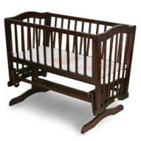 Wholesale Glider Cradle  wooden cradle from china suppliers